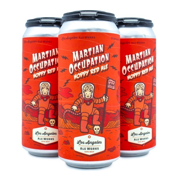 Martian Occupation Cans