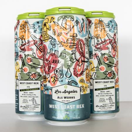 West Coast Rex Cans