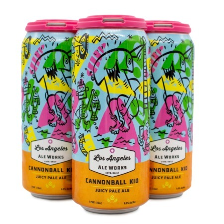 Cannonball Kid Cans